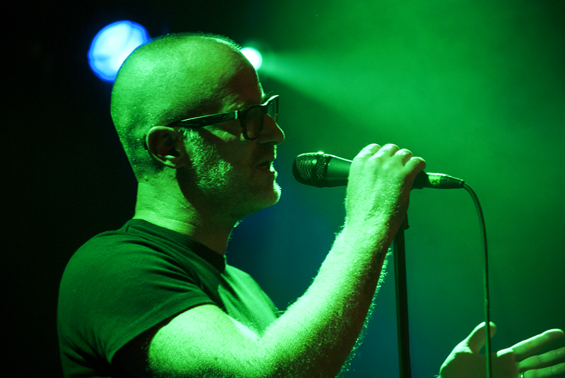 Page live at Electronic Summer 2013