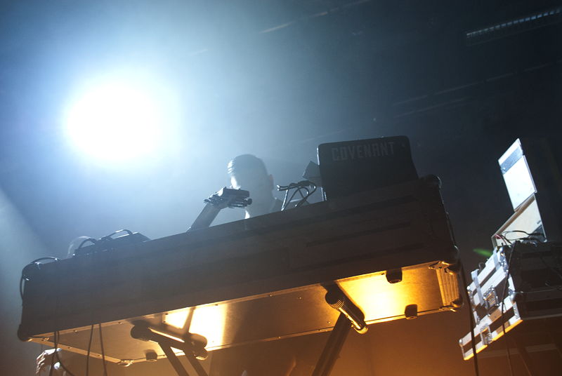Covenant at Electronic Summer 2014