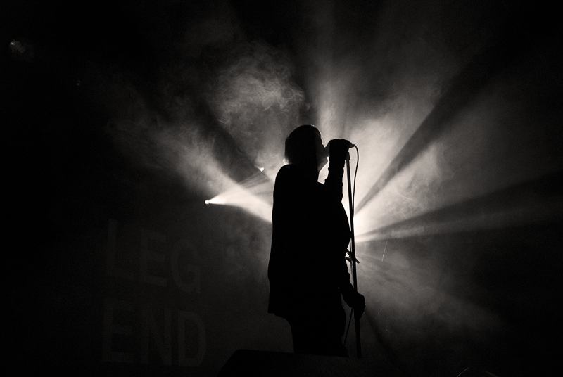 Legend at Electronic Summer 2014