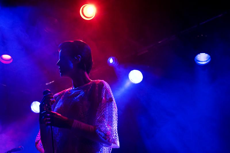 Karin Park live at Electronic Summer 2015