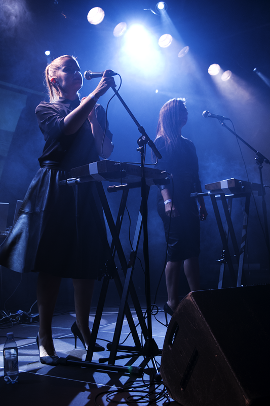 Marsheaux live at Electronic Summer 2015