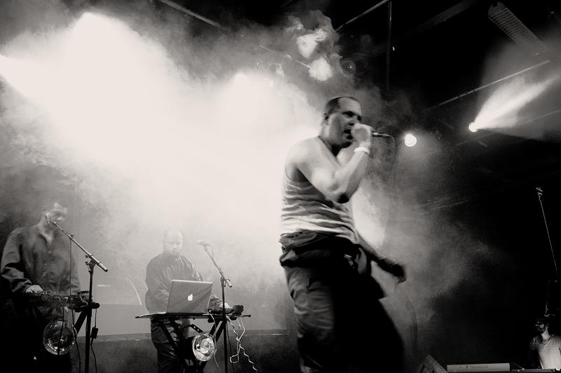 Nattskiftet live at Electronic Summer 2015