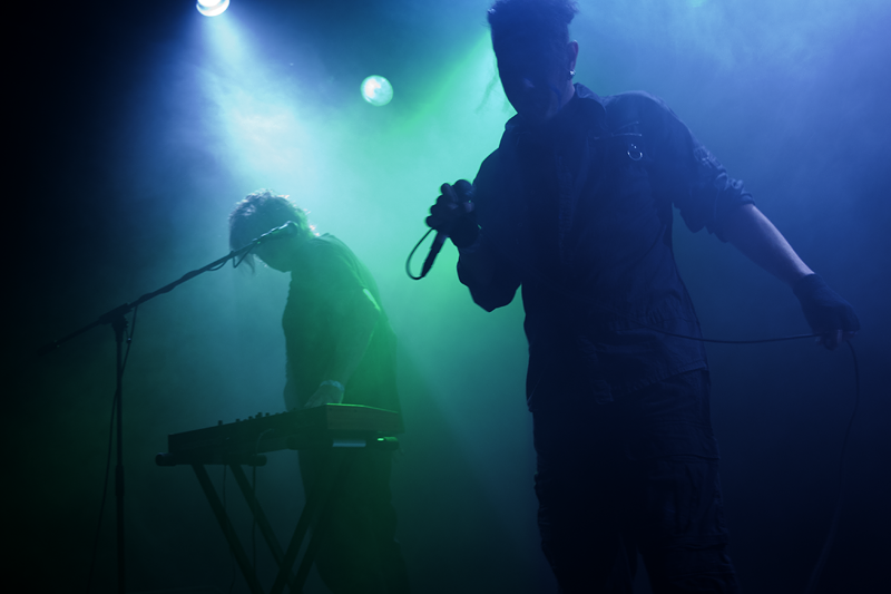 Project Pitchfork live at Electronic Summer 2015