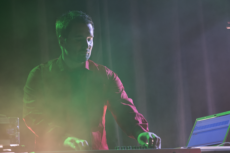 Solitary Expriments live at Electronic Summer 2015