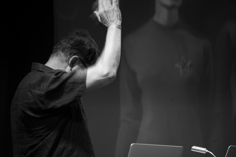 Wolfgang Flür live at Electronic Summer 2015