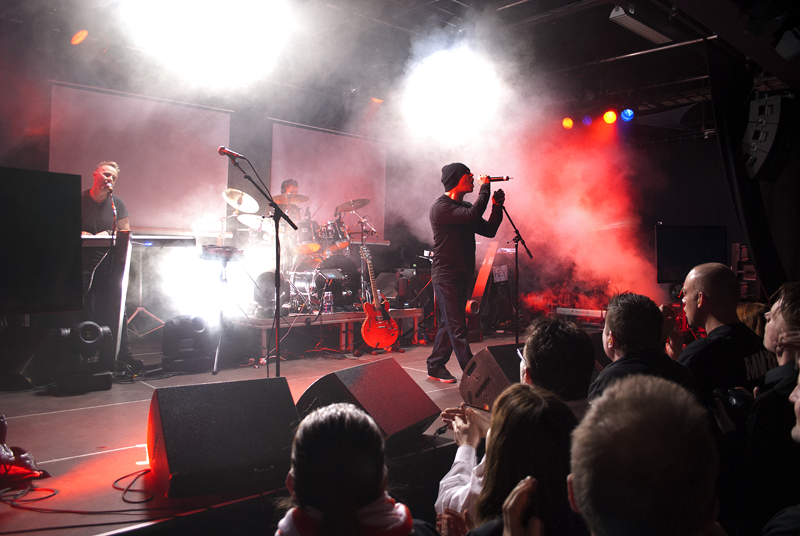 picture of Mesh live in Gothenburg