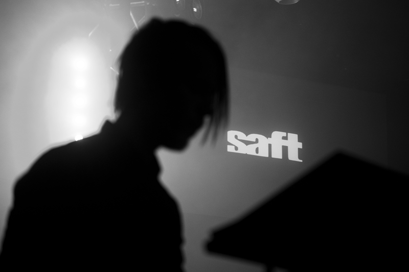 picture of Saft in concert