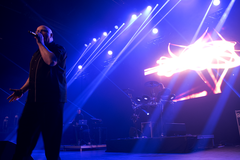 VNV Nation live at Partille Arena 2016