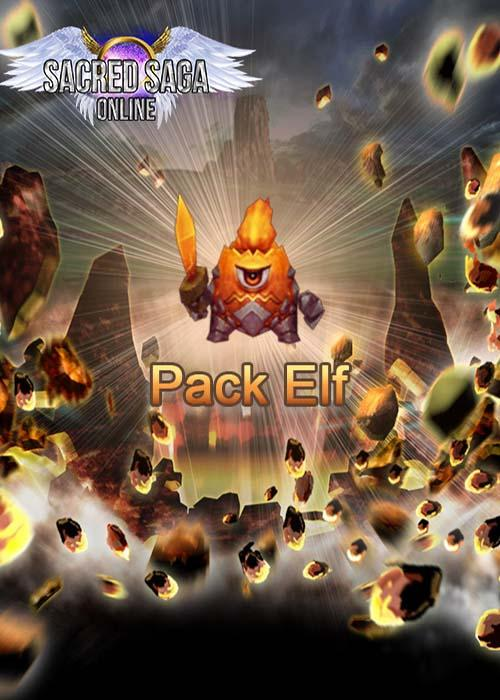 SSO - Pack Elf Cover
