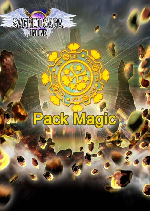 SSO - Pack Magic Circle Cover