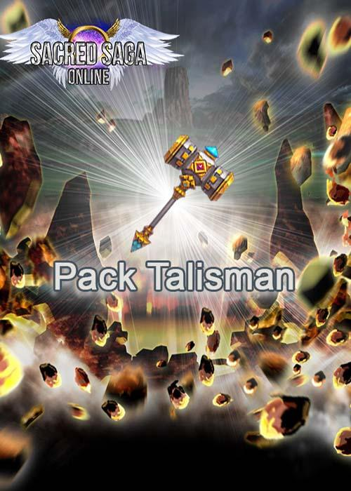 SSO - Pack Talisman Cover