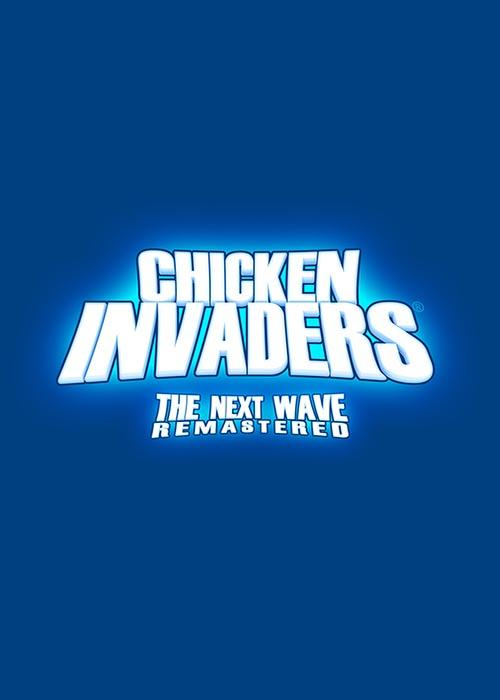 Chicken Invaders 2 Cover