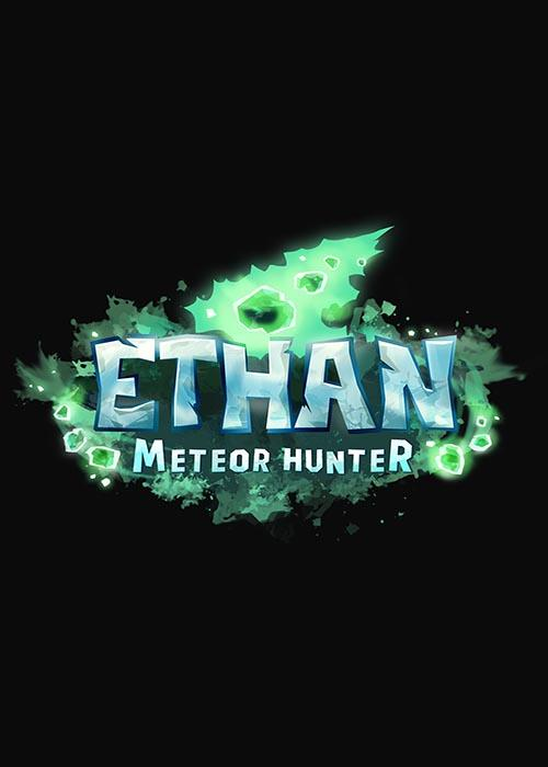 Ethan : Meteor Hunter Cover