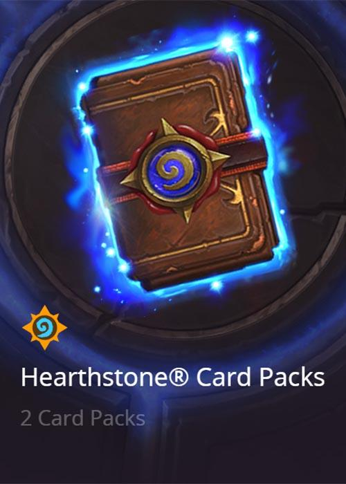 Hearthstone Card Packs Cover