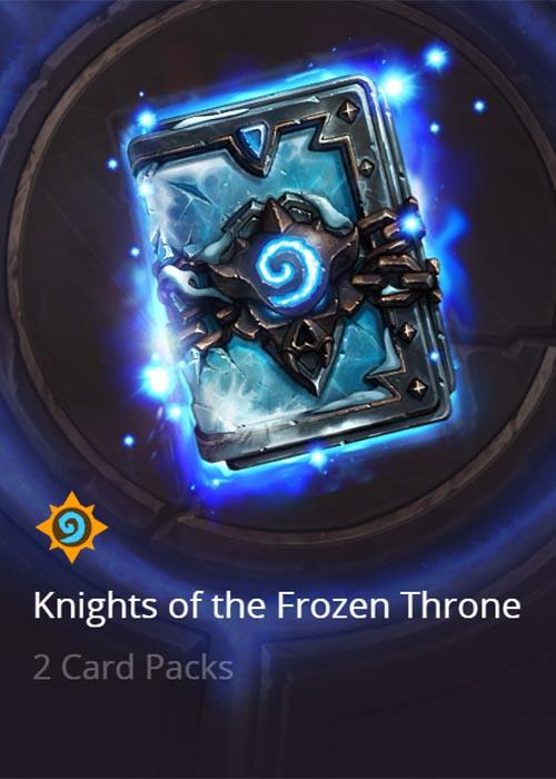 Knights of the Frozen Throne Cover