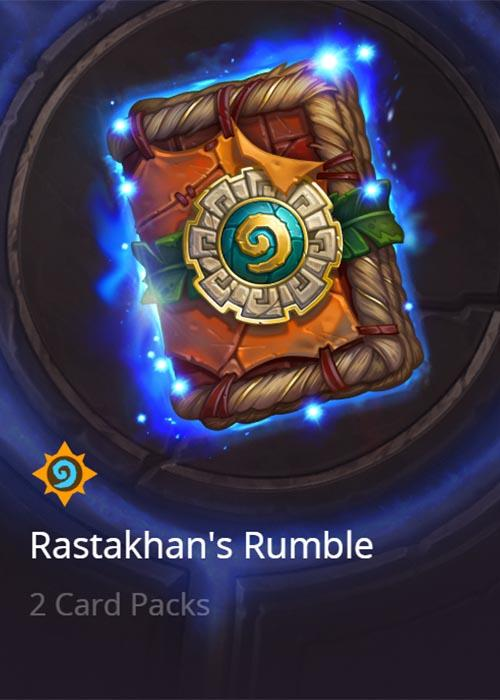 Rastakhan's Rumble Cover