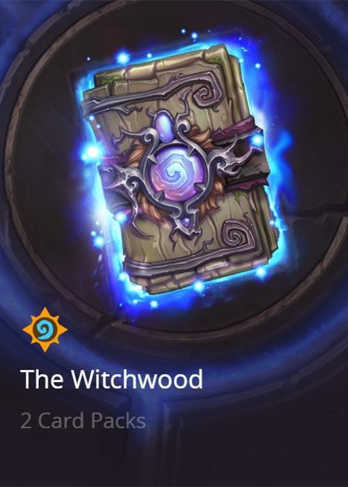 The Witchwood Cover