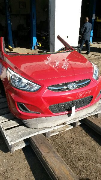 Hyundai Accent Front End Assembly   Used Car Parts