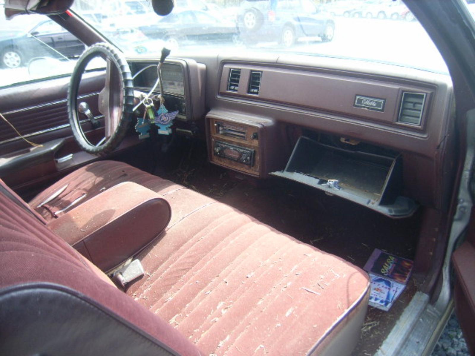 Chevrolet Monte Carlo Front Door Window Regulator | Used Car