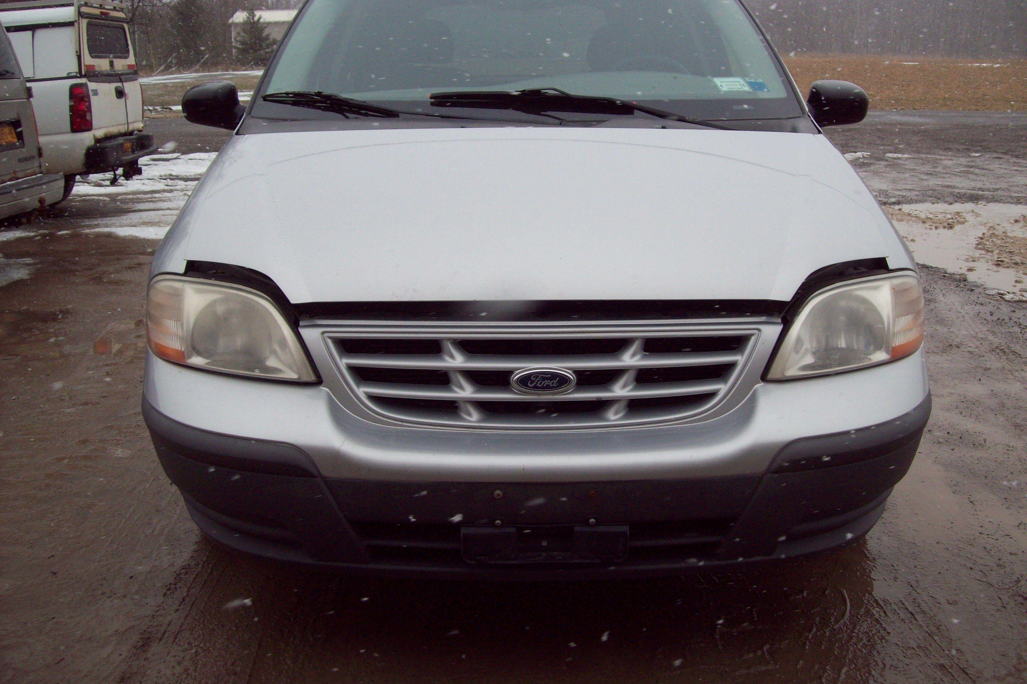 Ford Windstar Loaded Beam Axle Used Mini Van Parts 2003 Sel A79e4d38814f4a2a90112f614643e704008