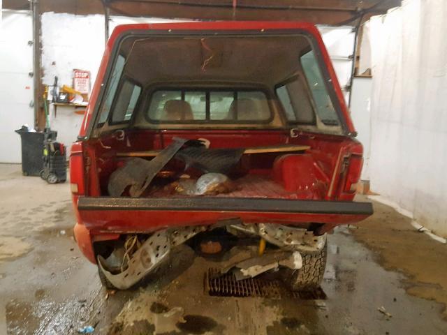 Chevrolet S10/S15/Sonoma Frame | Used Auto Parts