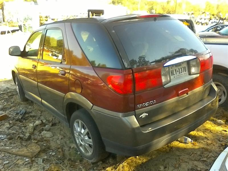 2003 buick rendezvous rear differential actuator