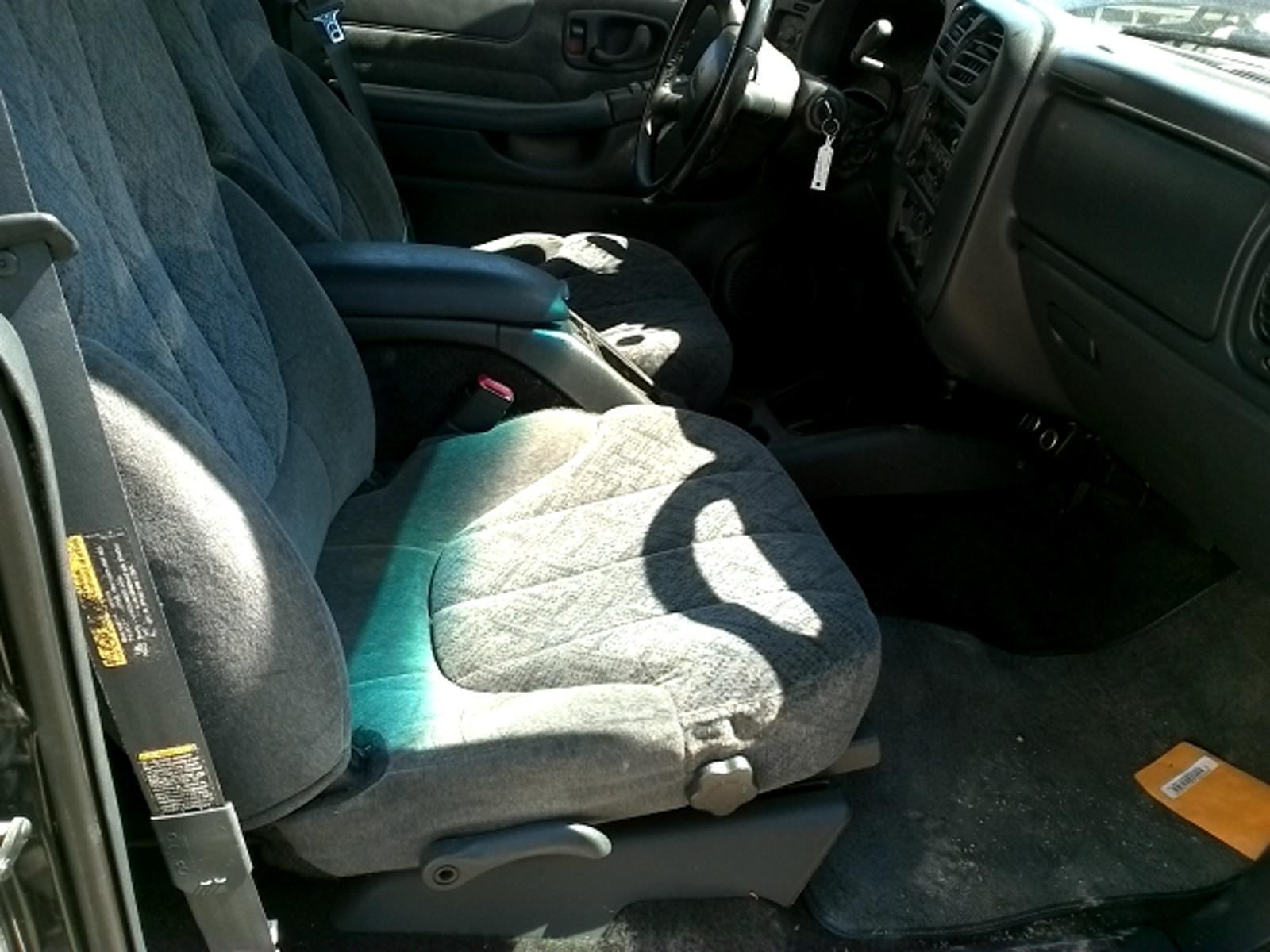 Chevrolet S10s15sonoma Front Seat Used Auto Parts