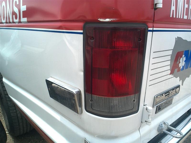 2011 ford e350 front bumper