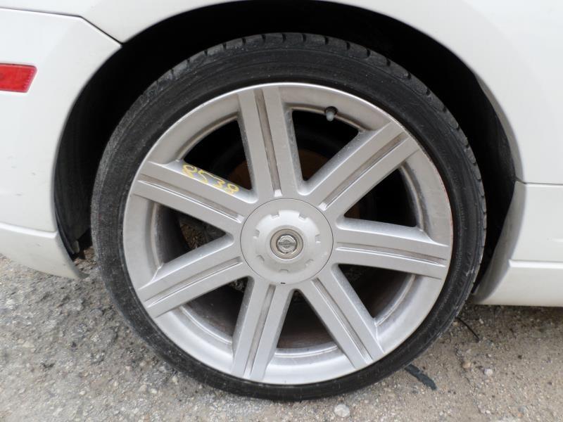 Chrysler Crossfire Spoiler  Rear