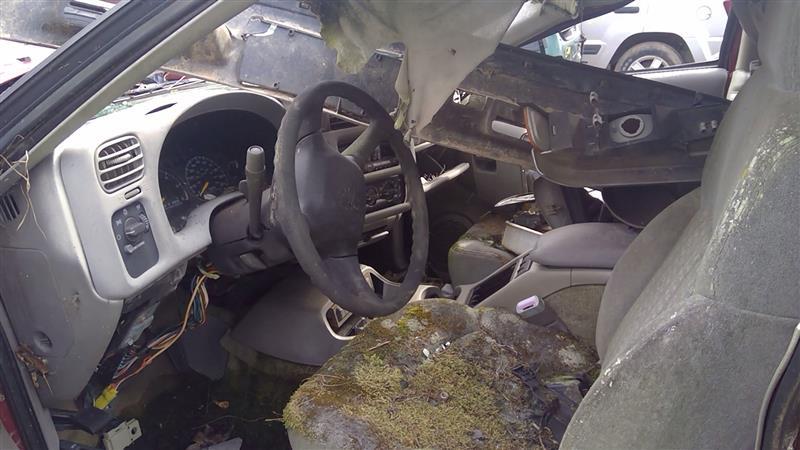 Chevrolet Blazer S10/Jimmy S15 Rear Axle Assembly | Used