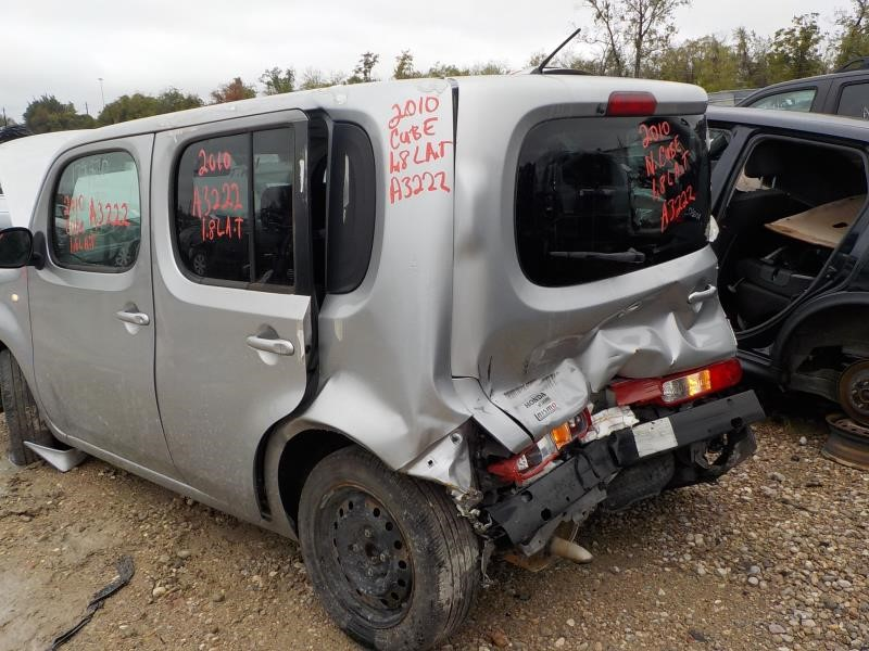 Nissan Cube Back Glass   Used Auto Parts