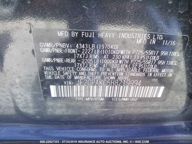 Subaru Impreza Front Door Glass Used Auto Parts