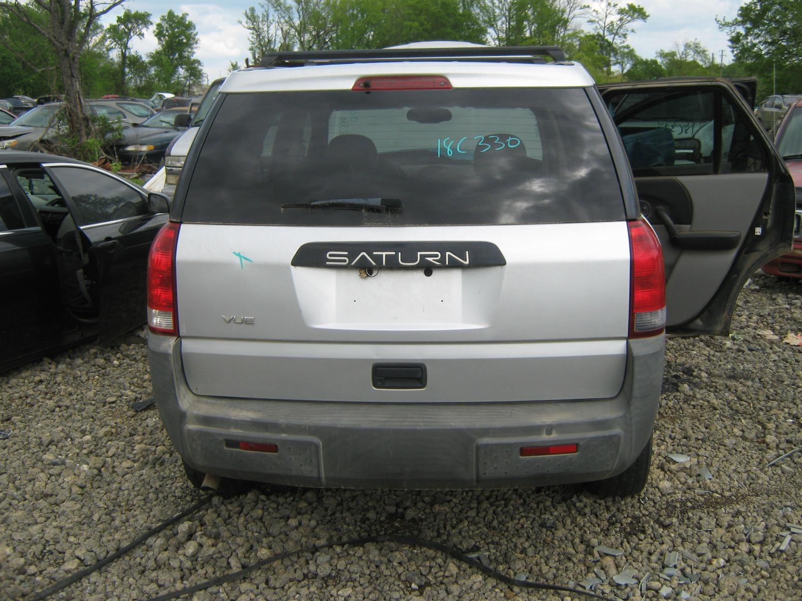 Saturn Vue Front End Assembly Used Auto Parts Transmission Swap F402a1f6 2995 46b4 Adf7 9d43b8a95aff