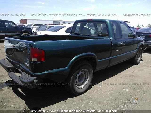 Chevrolet S10/S15/Sonoma Pickup Box   Used Truck Parts