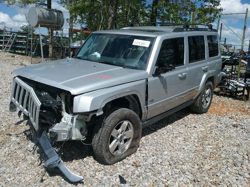 Jeep Commander Spare Wheel Carrier Used Auto Parts