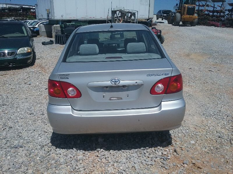Toyota Corolla Front Door | Used Auto Parts