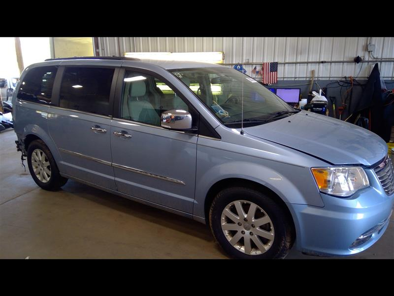 Chrysler Town & Country Front Bumper Assembly | Used Mini Van Parts