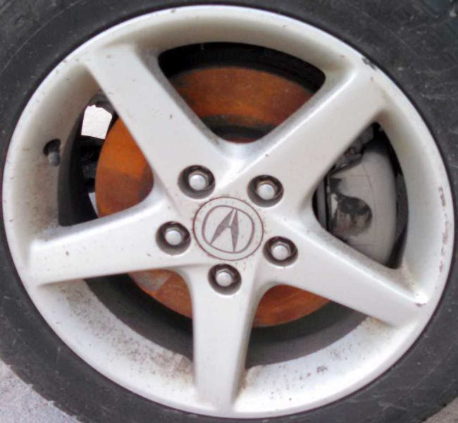 Acura RSX Front Door | Used Auto Parts