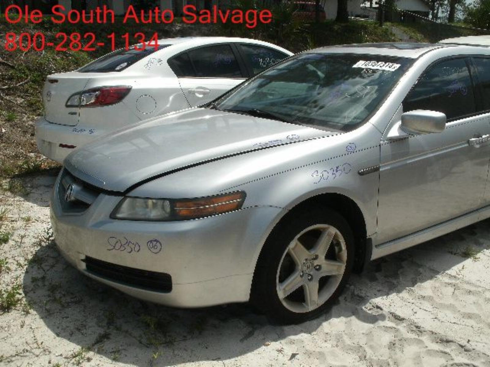 Biloxi Auto Recycling >> Acura Tl Rad Cond Fan Motor Used Car Parts