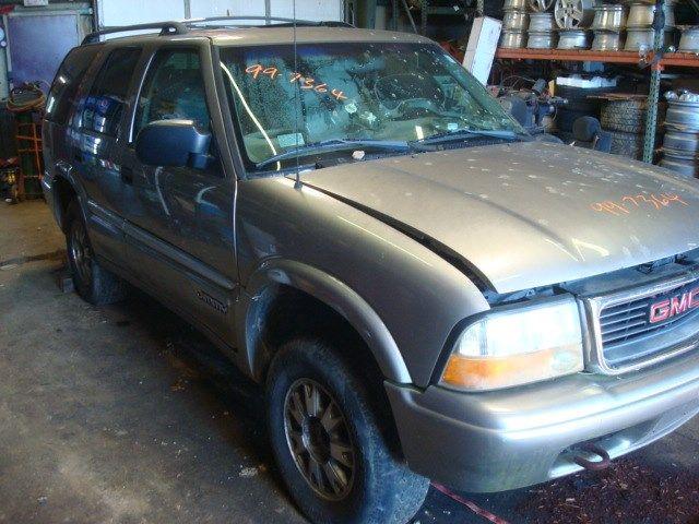 2000 oldsmobile bravada body parts