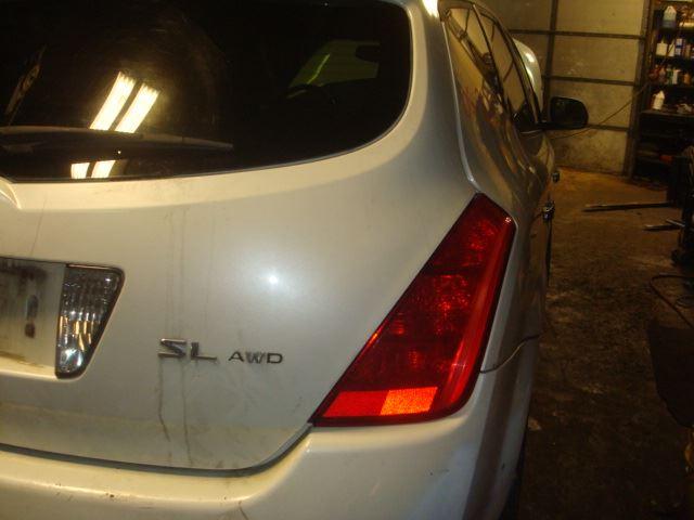 2006 2007 Driver Bottom Vinyl Seat Cover Tan Fits Nissan Murano S SE SL Sport