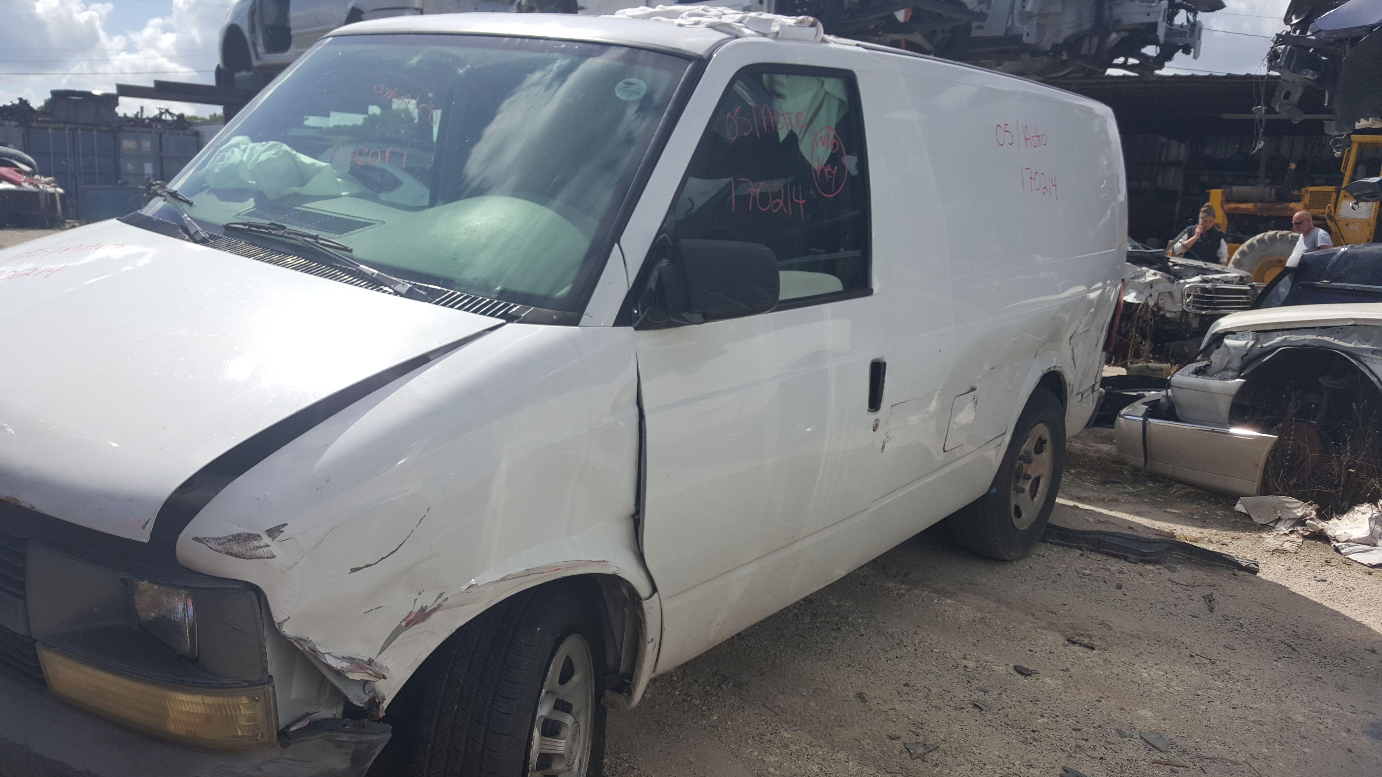Chevrolet Astro Rear Door | Used Auto Parts on
