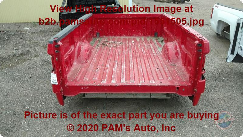 Ford F150 Pickup Pickup Box Used Truck Parts