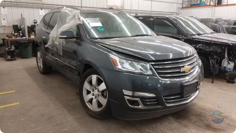 Chevrolet Traverse Hood | Used Auto Parts