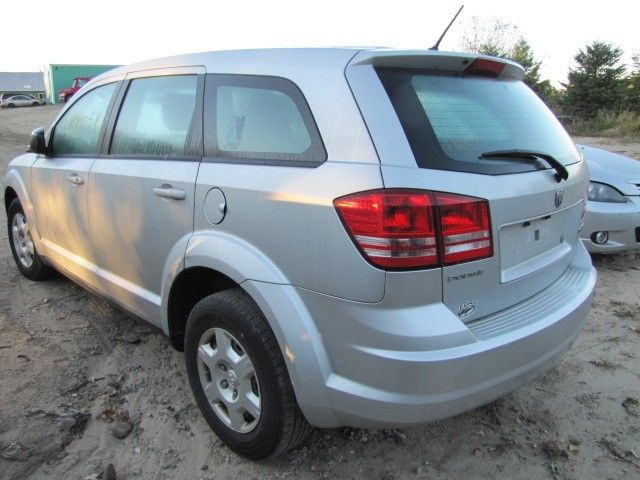 Dodge Journey Rear Bumper Assembly   Used Car Parts