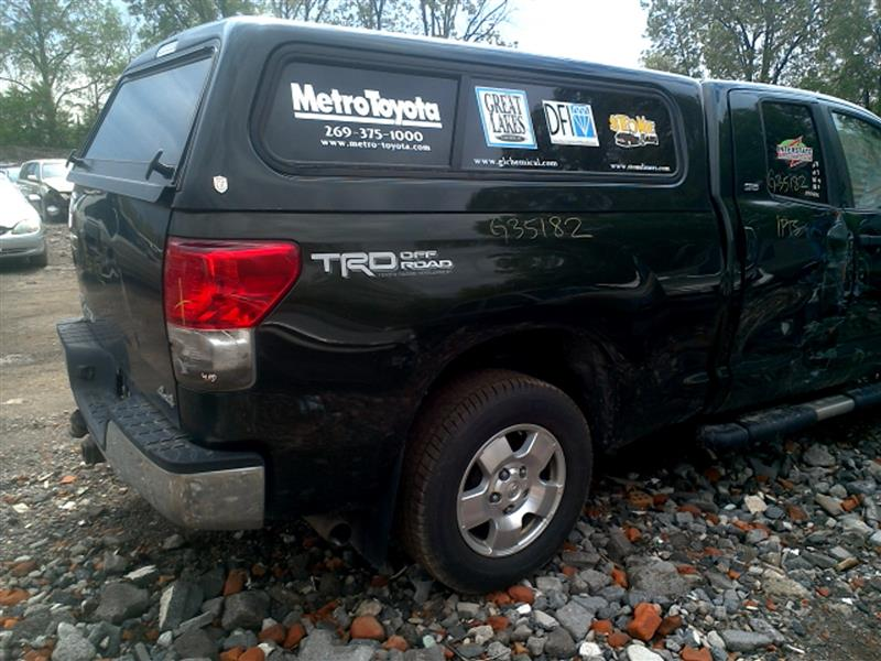 Toyota Tundra Decklid Tailgate | Used Truck Parts