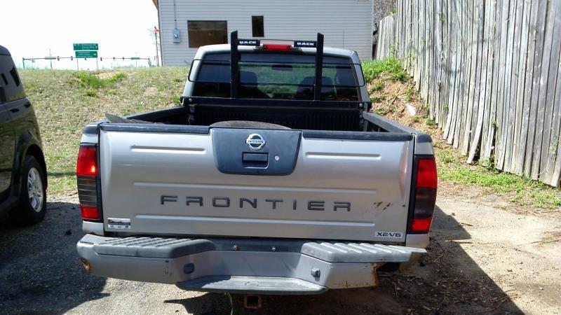Nissan Frontier Sun Visor or Shade  29d06cfc1bf