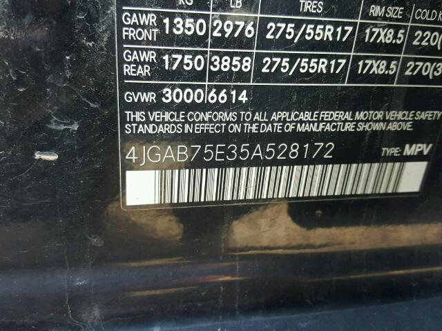 Riteway Auto Parts >> Mercedes-Benz ML-Class Windshield Glass | Used Auto Parts