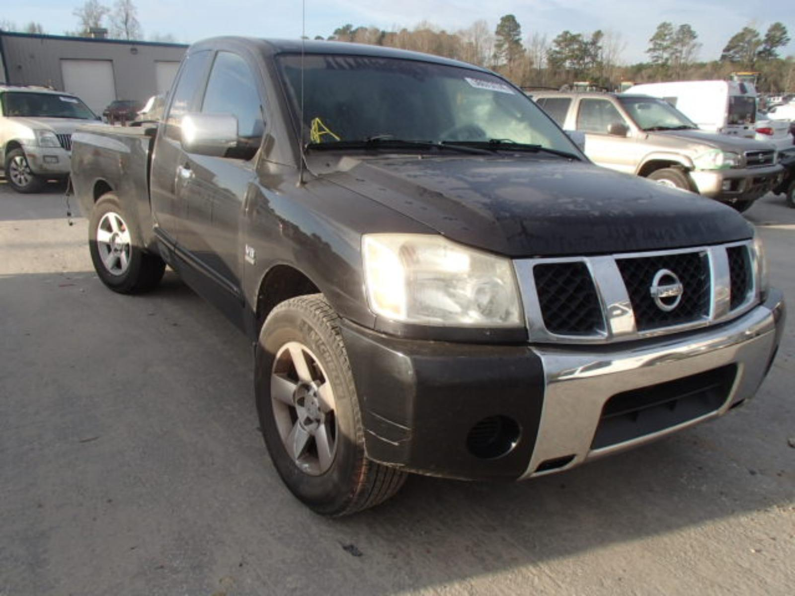 Nissan Titan Front End Assembly | Used Truck Parts