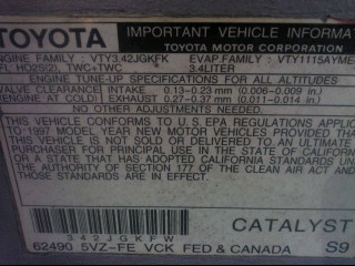 Toyota T100 Rear Axle Assembly | Used Truck Parts